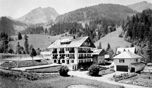 L'Edelweiss dans les années 1950