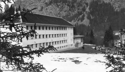 Le Nouvel Ermitage en 1965.